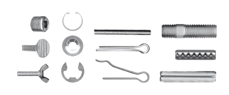 Stainless Steel Fasteners Bolts Nuts Washer Screws